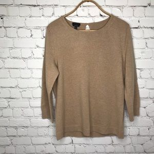 Talbots 100% Cashmere Sweater